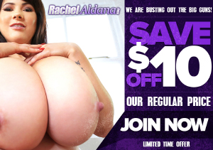 Official paid porn site of Rachel Aldana